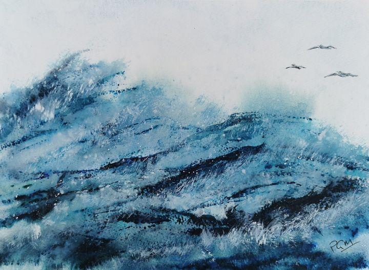 Gliding - Peter Manns