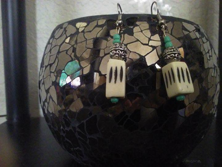 Tribal beads - irielove