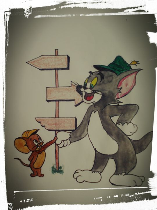 Tom & Jerry - K kreations