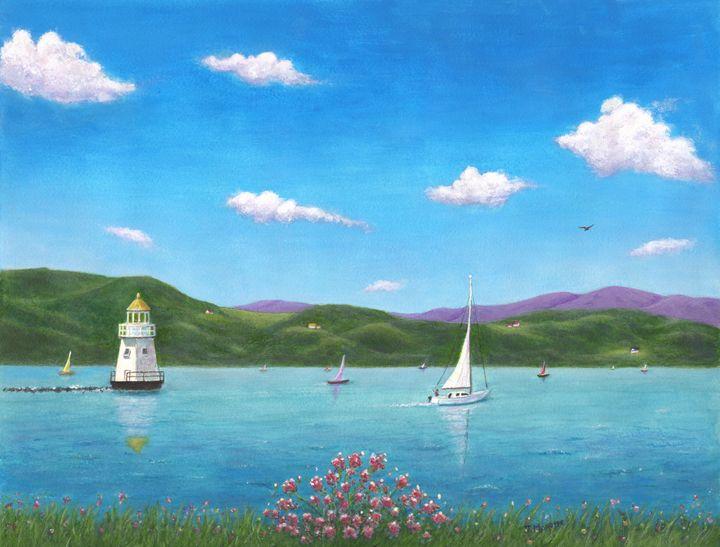 Sailin' - Judith Monette