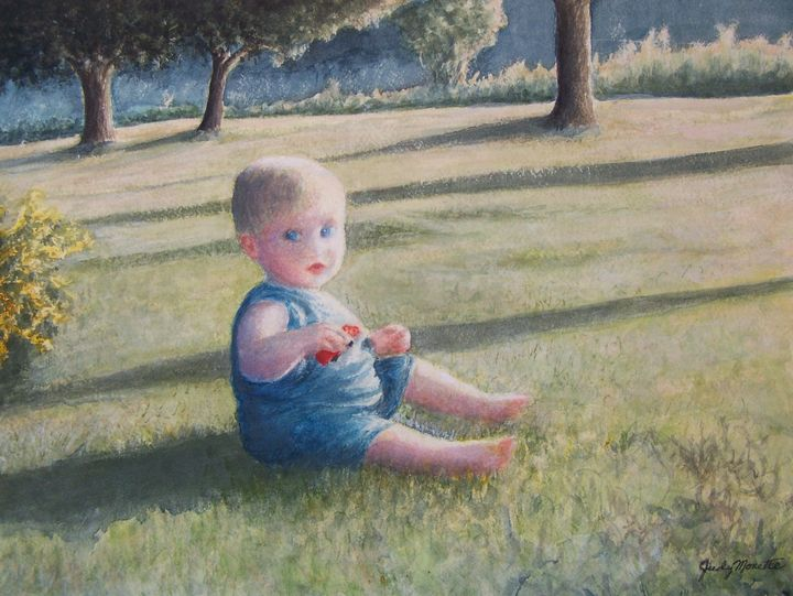 Nature Baby - Judith Monette