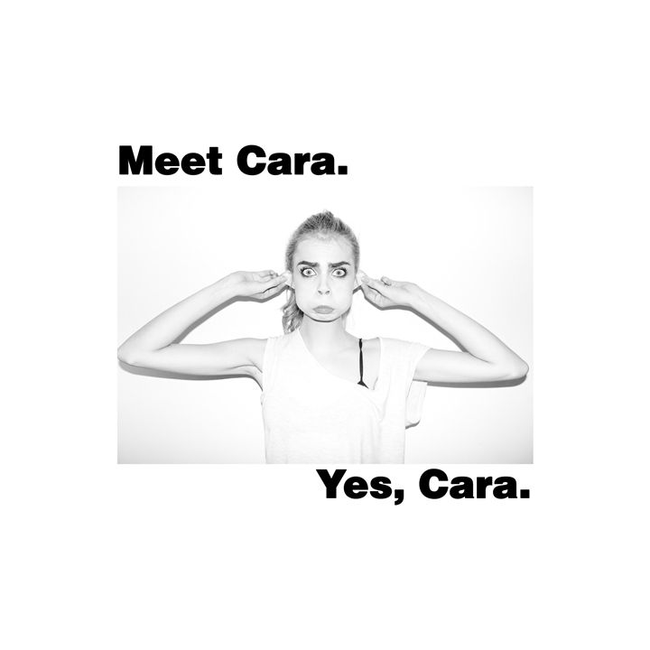 Yes, Cara. - NATASHA'S GALLERY