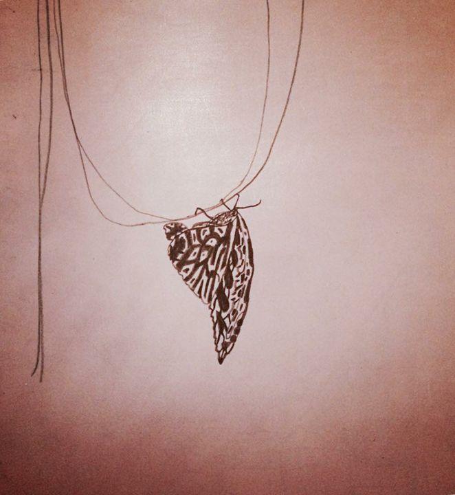 butterfly - Giorgi Pirtskhalaishvili