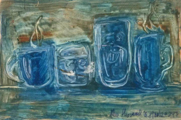 B.O.L.D #247 - Thru His vessel JB prints