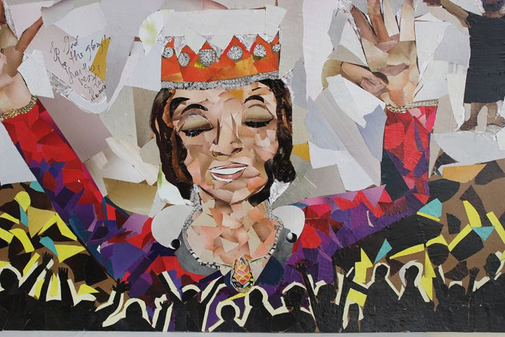 Esther III (2013) - Thru His vessel JB prints