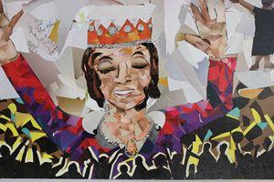 Esther III - Thru His vessel JB prints