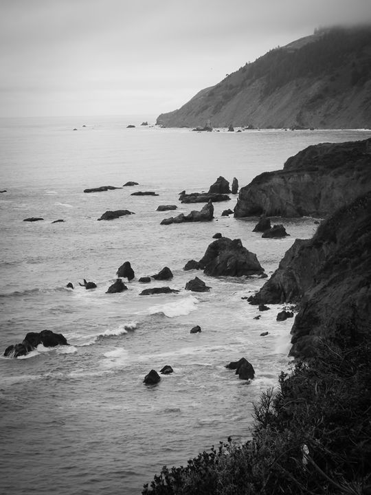 Lost Coast Musings - C.S. Wright Photography