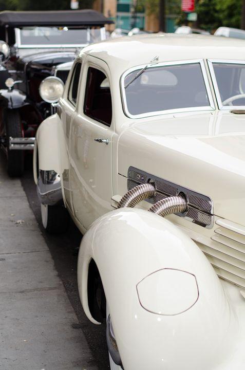 Vintage Automobiles - C.S. Wright Photography
