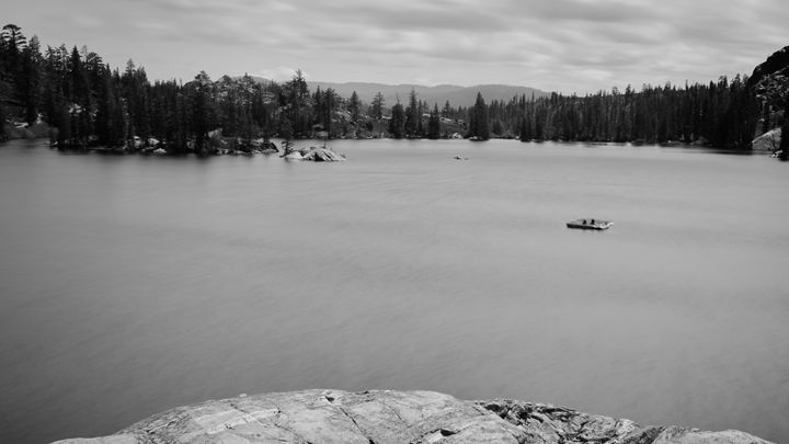 Salmon Lake Musings - C.S. Wright Photography