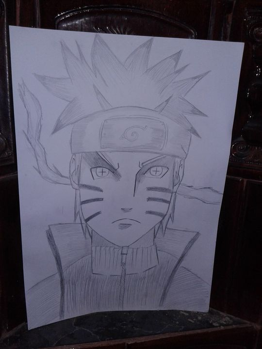 Naruto Draw - Kira Art