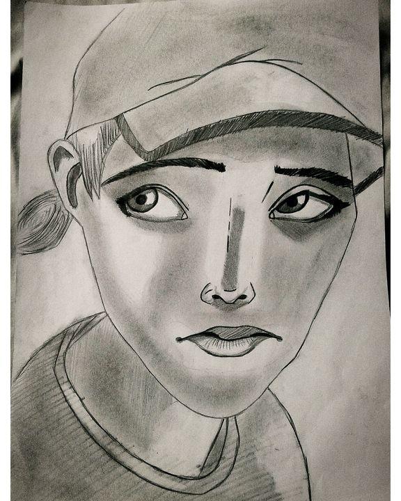 Clementine TWD - Kira Art