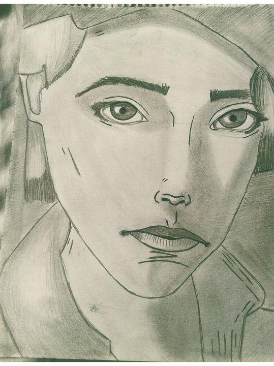 Clementine The Walking Dead - Kira Art