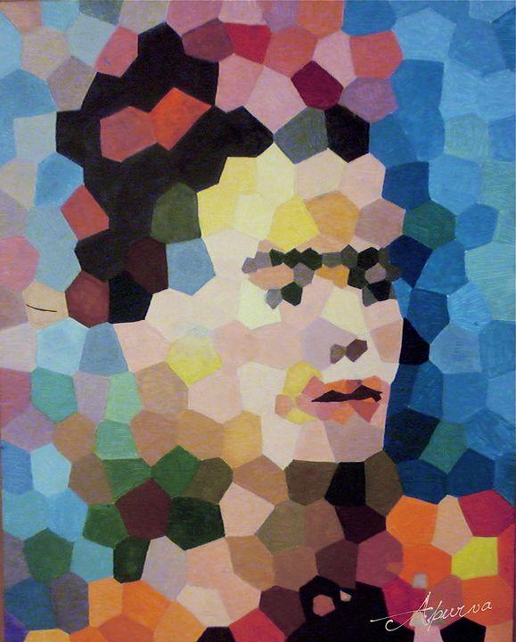 Frida Kahlo de Rivera (1907-1954) - Apurva. K