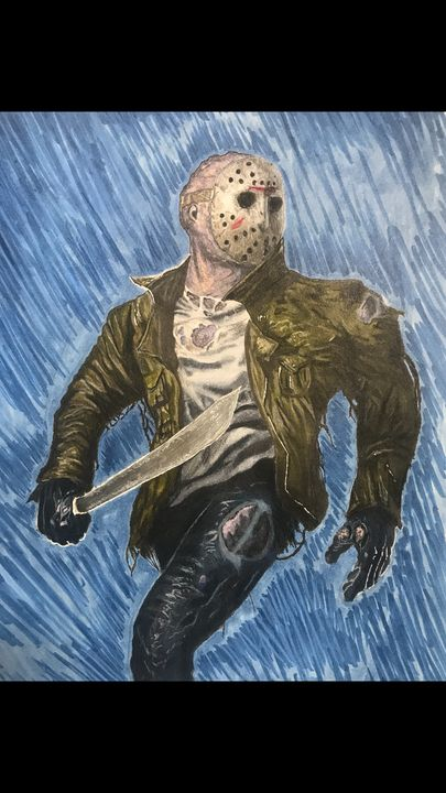 Friday the 13th, Series One - Jay Tol²