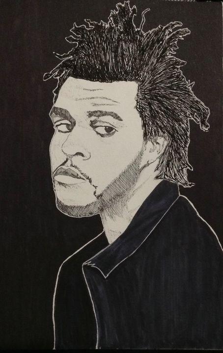 Exhausting Weeknd - Jay Tol²