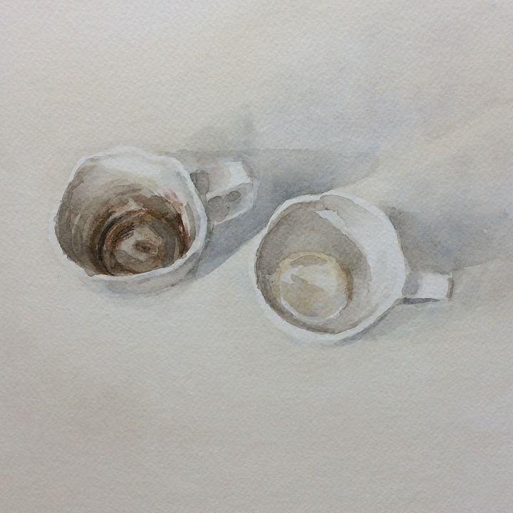 Cups - Anna Korteweg