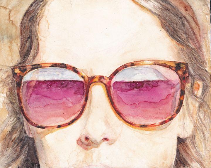 Sunglasses - Anna Korteweg