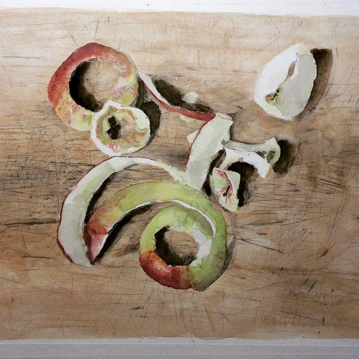 Apple - Anna Korteweg