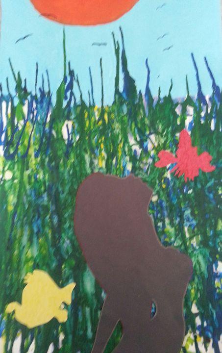 little mermaid - Deborah's Creations