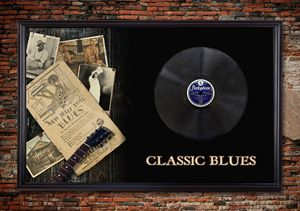 Classic Blues Limited Edition Art