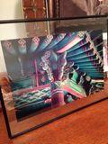 "Framed 8x12 ""Temple"" 1/200"