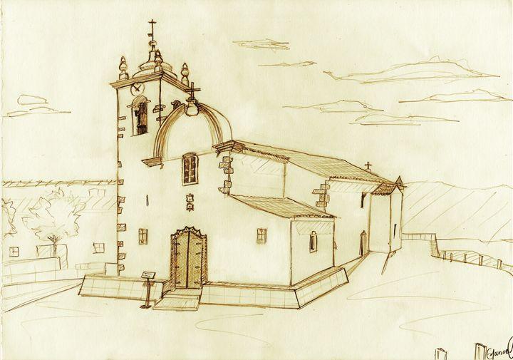 Portuguese Church of Querença - Emanuel Faisca