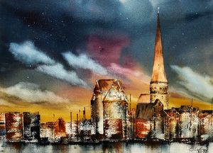 Rostock Evening