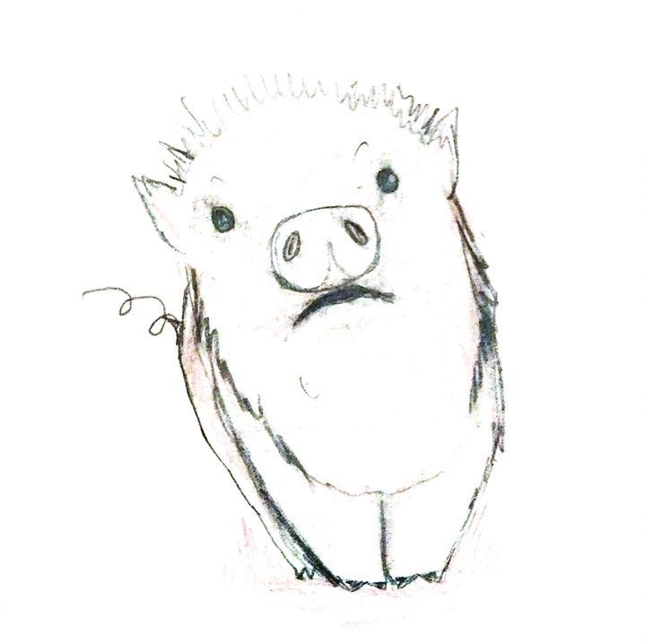 Piggy - NaTasha Morrison