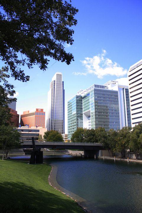 Downtown Omaha - CrystalGigglesPhotography