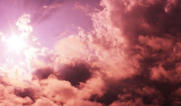 Sunshine after the storm - CrystalGigglesPhotography
