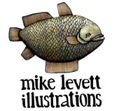 Mike Levett Illustrations