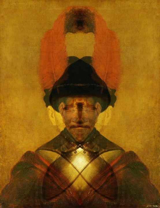 The Symmetry of a Spaniard - Jimb Fisher