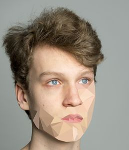 Shattered Mask