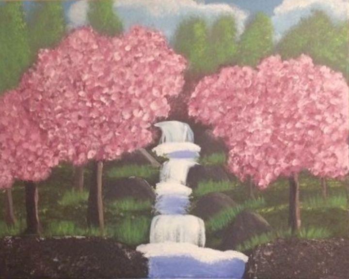 Blossoms 2 - Elizabeth Lynch