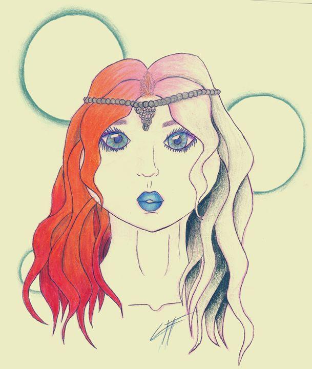 Circlet - LilyKins' Art