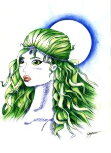 La Green Lady