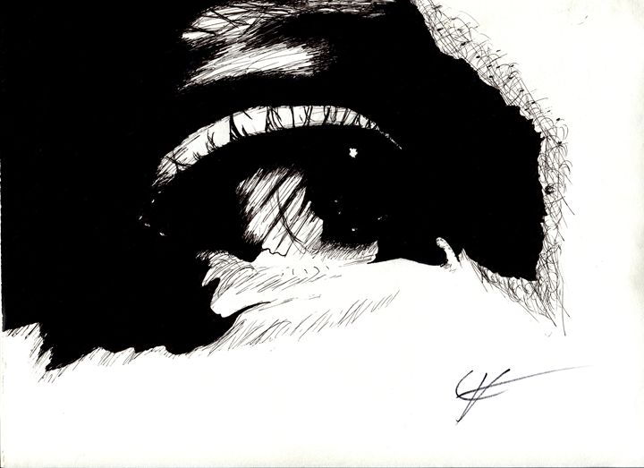 My Eye - LilyKins' Art