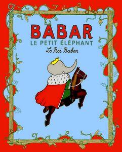 Babar fait du cheval...