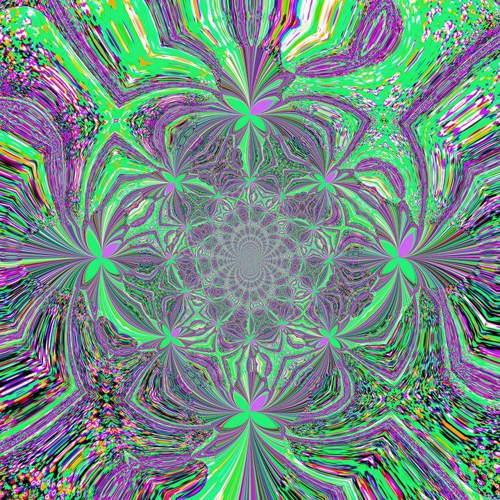 Vibrations colorées. - Adhésion
