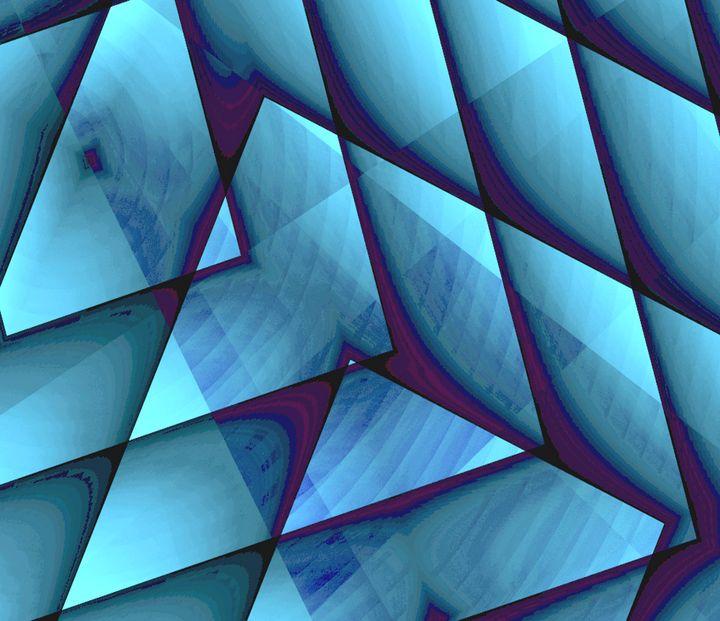Lignes et formes géométriques... - Adhésion