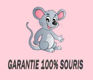 Une garantie de 100% souris...