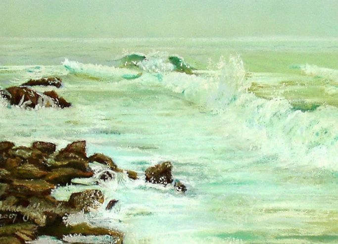 La Jolla Sea - D Chambers Art