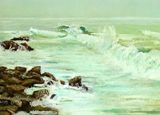 Original Pastel Painting