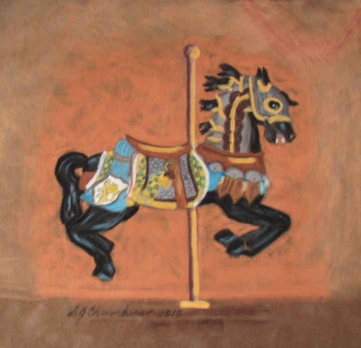 CHAMPION - D Chambers Art