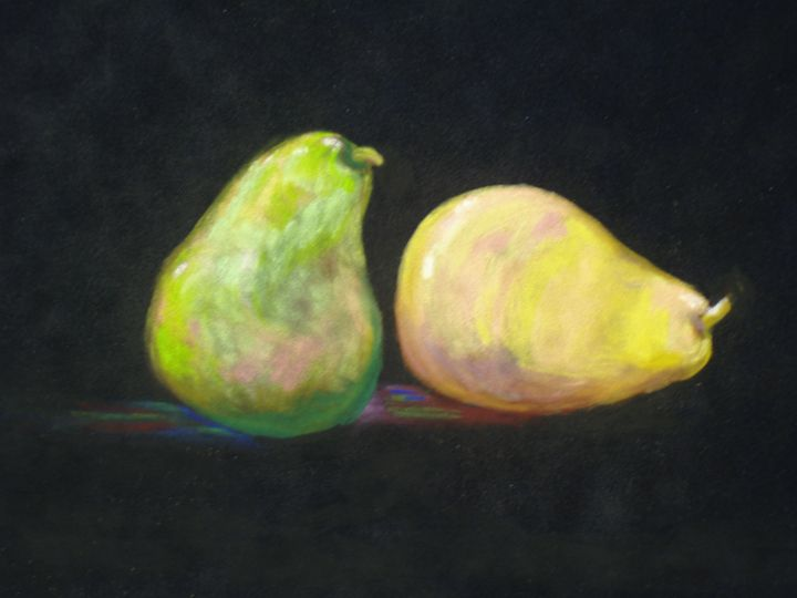 TWO PEARS - D Chambers Art