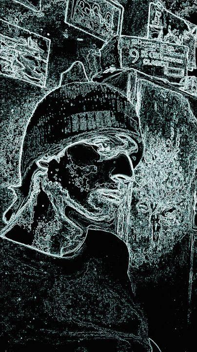 ruido en negro - MAXIMILIANO ARCE