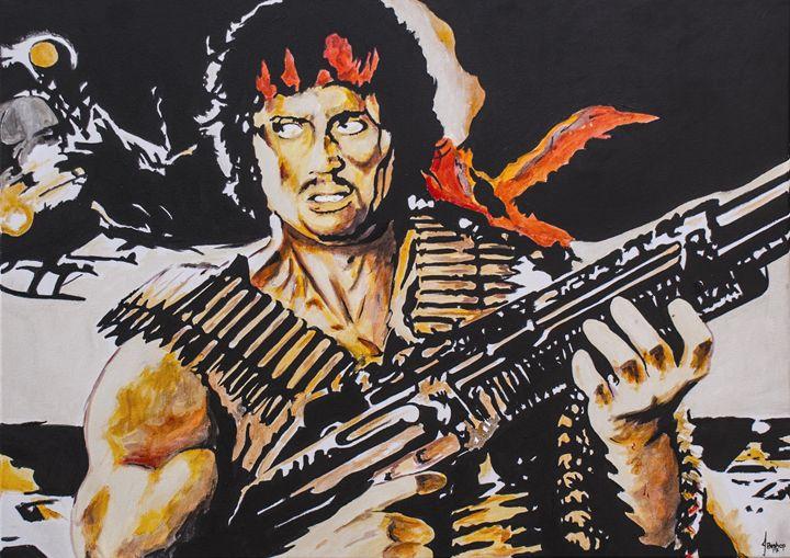 Rambo - JamieBdesigns