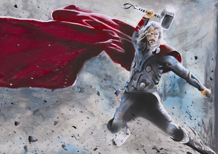 Thor - JamieBdesigns