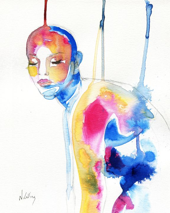 Euphoria series 1 - Art by N. Collins