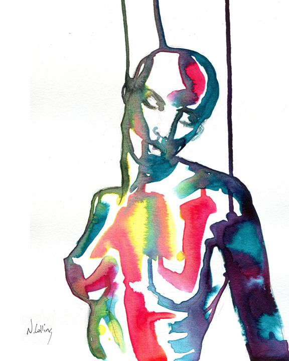 Euphoria - Art by N. Collins